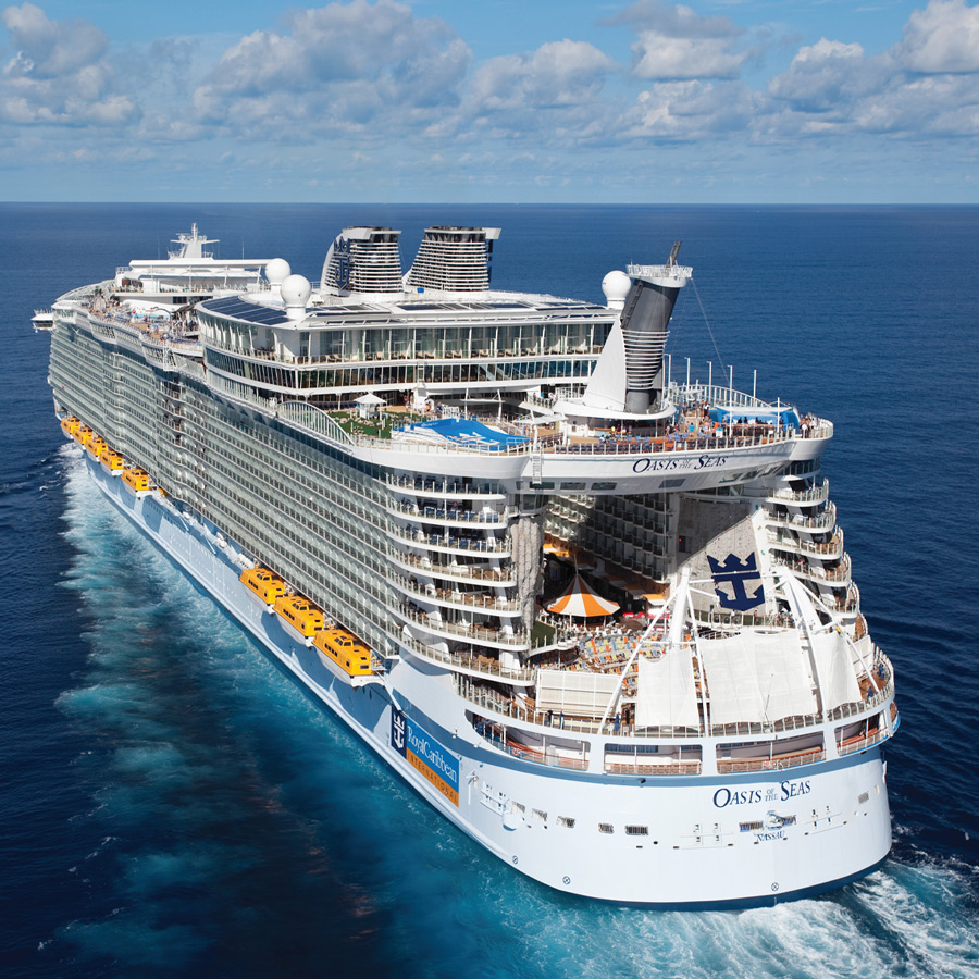 Oasis of the Seas®