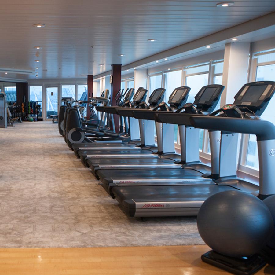 Centrul de Fitness