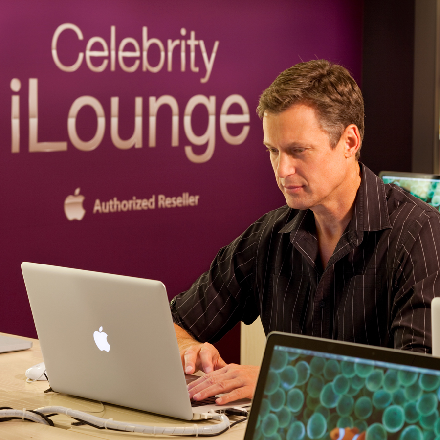 Celebrity iLounge