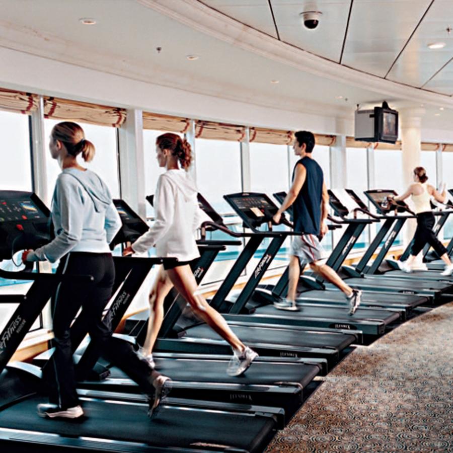Centrul de fitness Vitality at Sea