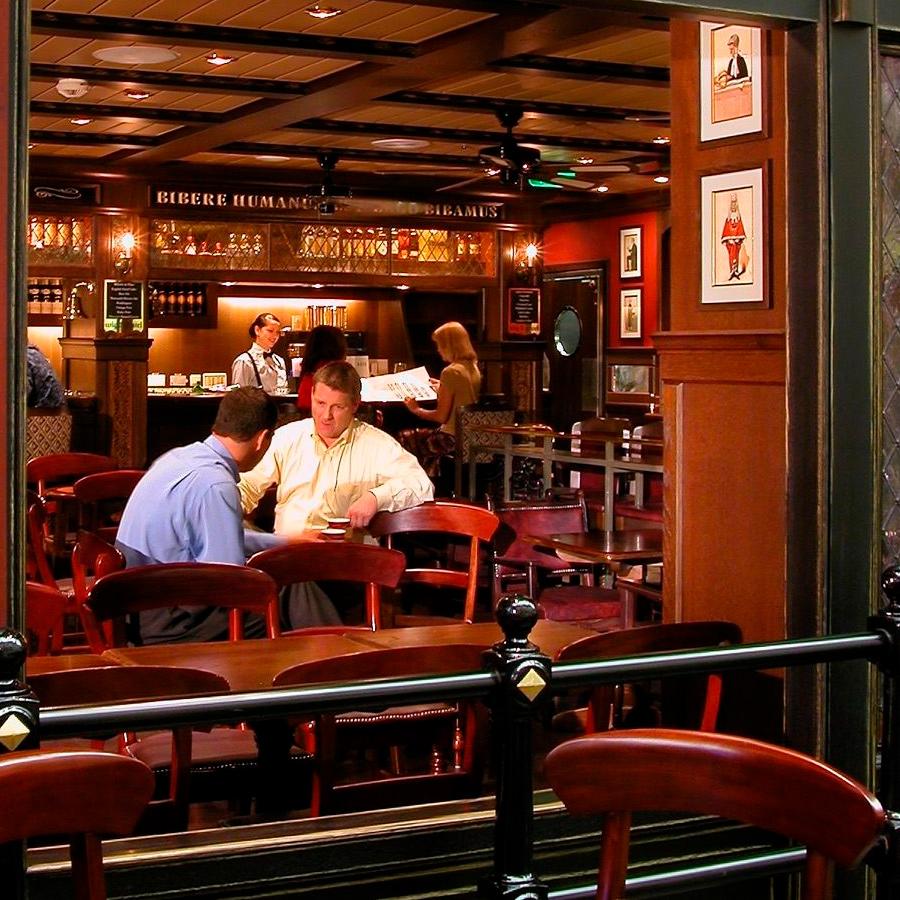 Ale & Anchor English Pub