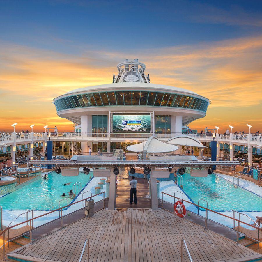 Navigator of the Seas® – O nouă aventură vă așteaptă!