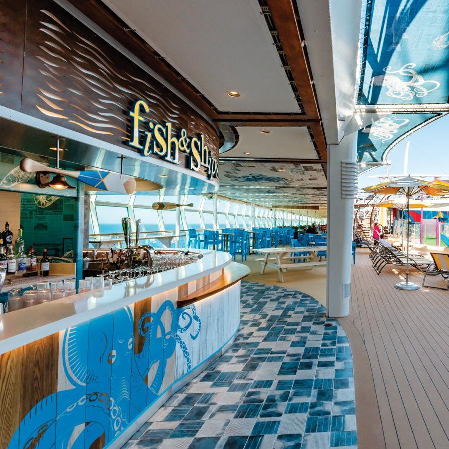 Restaurantul Fish&Ships