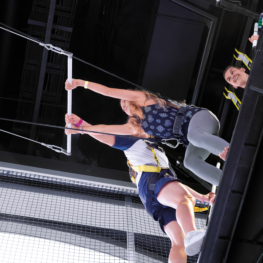 Scoala de trapez