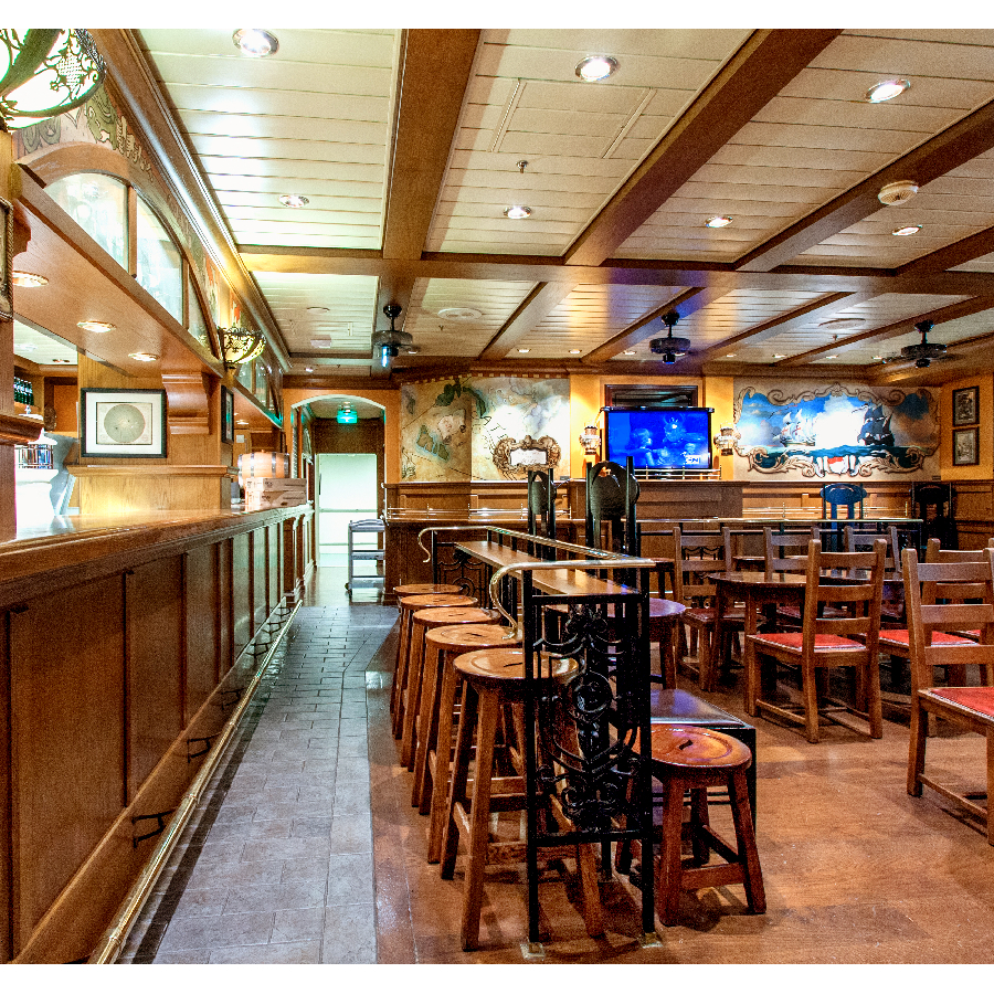 The Duck & Dog English Pub