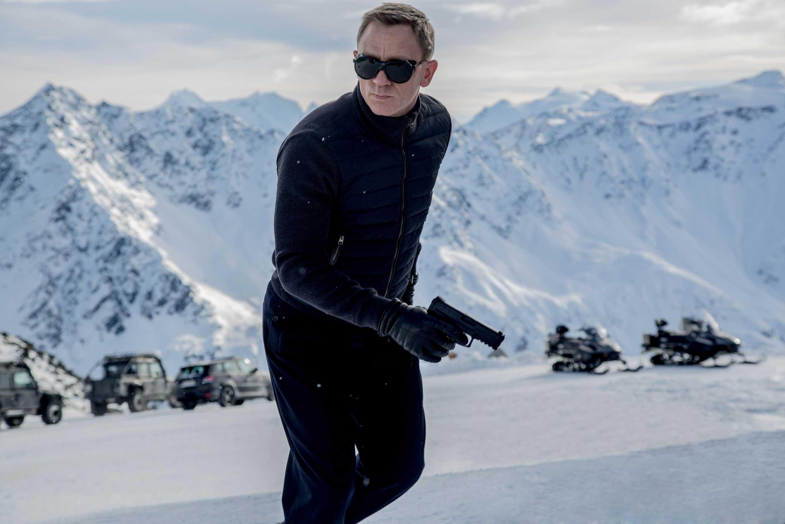 12 puncte pe harta unde a ajuns James Bond