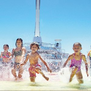 Vacanta in familie pe Royal Caribbean