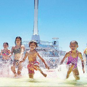 Vacanta in familie pe Royal Caribbean